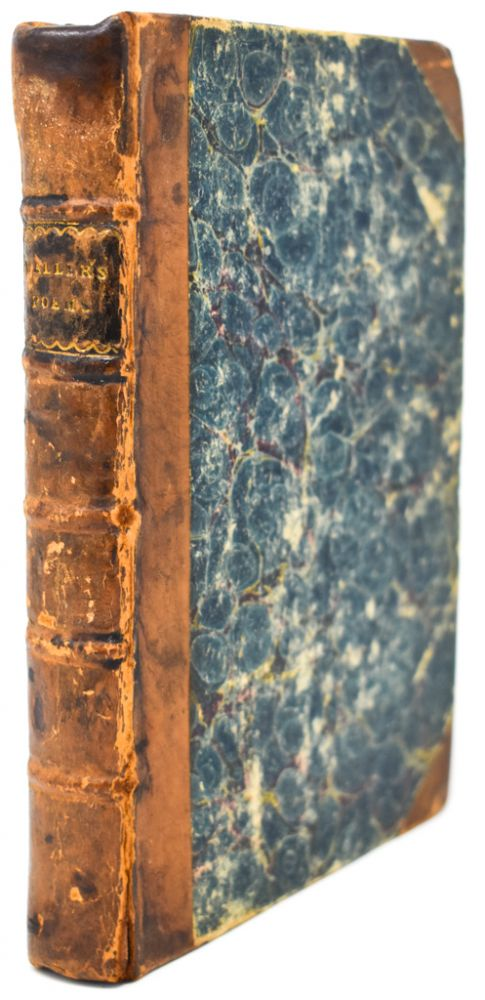 Poems, &c. Written upon several Occasions And to several Persons. Edmund Waller.