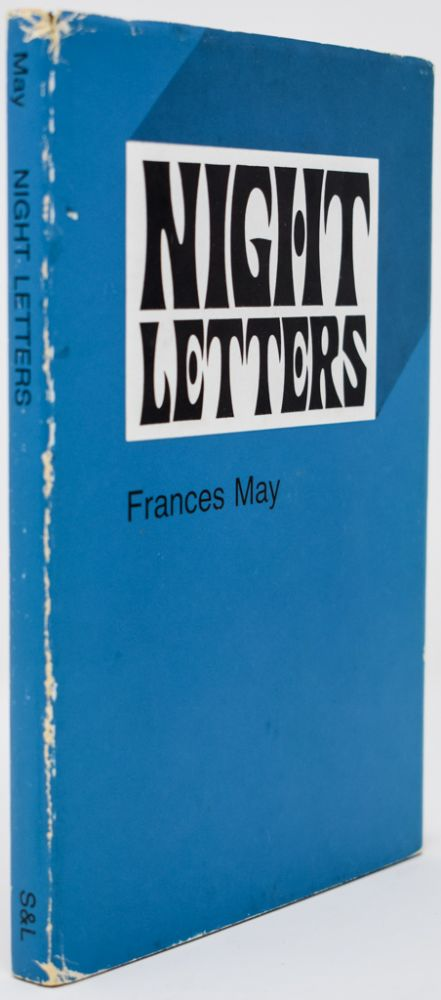 Night Letters [signed]. Frances May.