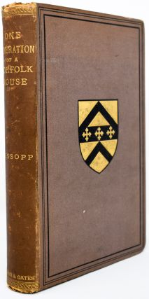 One Generation of a Norfolk House [George Meredith's copy]