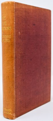 The Five Nations [Signed by Kipling]. Rudyard Kipling