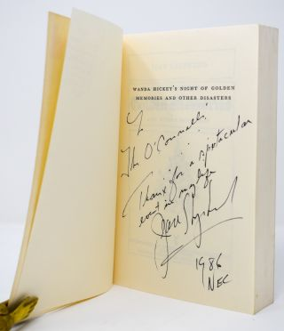 Wanda Hickey's Night of Golden Memories and Other Disasters [Signed]. Jean Shepherd
